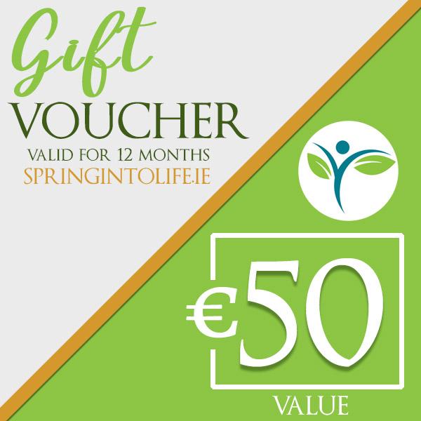 50 euro voucher